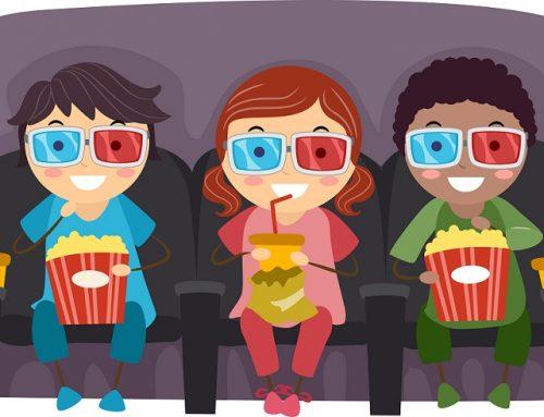 Rascal Reward: Movie Theater and Pajama Day!