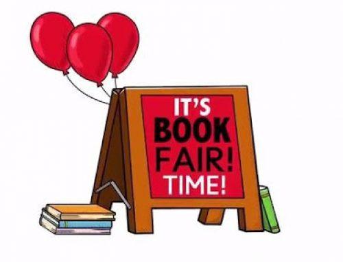 Scholastic Book Fair Week!